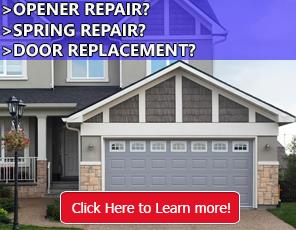 Emergency Services - Garage Door repair Redmond, WA